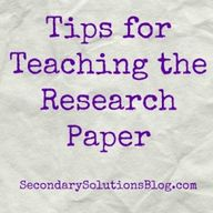Tips for Teaching Th