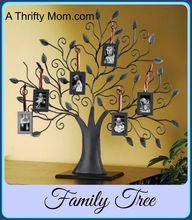 BRONZE FAMILY TREE P