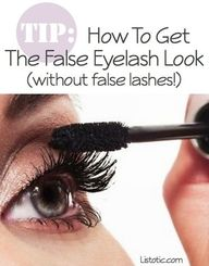 The False Eyelash Lo