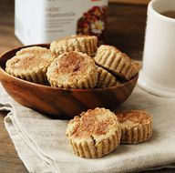 Maple cinnamon scone