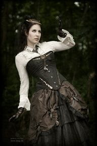 Steampunk by Aurelia