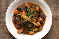 Root Vegetable Tagin