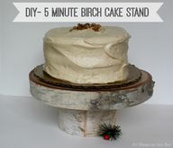 DIY 5 minute birch c