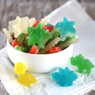 Agar jelly candy