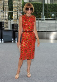 Anna Wintour in Marc