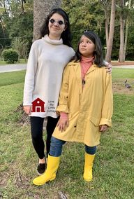 Coraline and Her Other Mother Halloween Costumes - lovemycottage