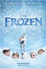 Disney Frozen Movie