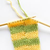 How to knit perfect