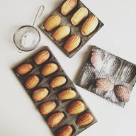 Madeleines from the