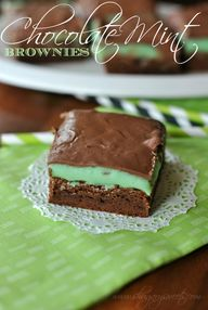 Chocolate Mint Brown