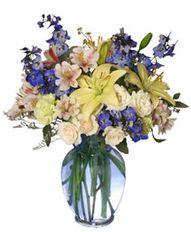 Its A Boy! Bouquet Flower Arrangement