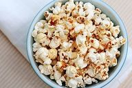 Smoky Curry Popcorn