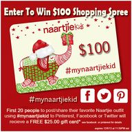 Enter to win $100.00...