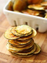 Zucchini Chips #reci