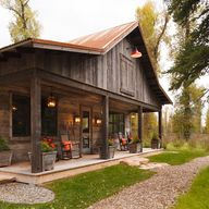 1,000 sq ft recreation barn. Small Space, Big Dreams Home Awards - Sunset.com-SR