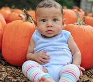 Your Little Pumpkin!