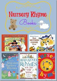 Nursery Rhyme Books