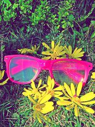 Pink Lightshow Glass