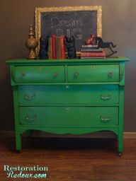 Antique Green Chalkp