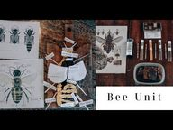 Bee Unit Study - Homegrown Adventures