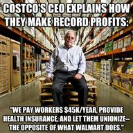 Costco CEO Craig Jel