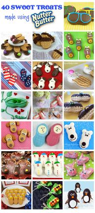 40 Sweet Treats made