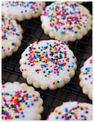 Sprinkles Cookies