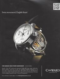 Christopher Ward aim