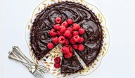 Chocolate Tart with