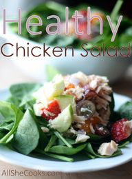 Healthy Chicken Sala