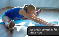 12 Great Stretches f