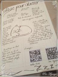 Du côté du Bujo #6 – Une page pour bien dormir | Blog Agoaye