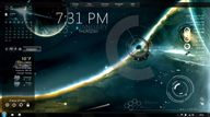 Assorted Rainmeter b