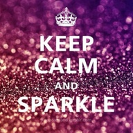 Dont let anyone dull your sparkle!