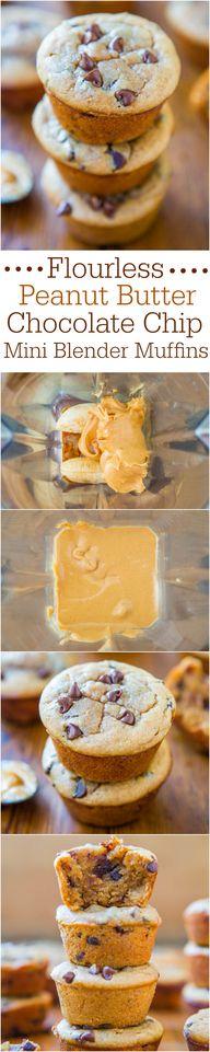 Flourless Peanut But