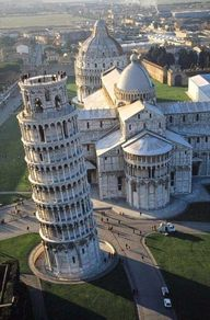 The Leaning Tower of