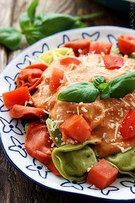 Tuscan Tomato Basil