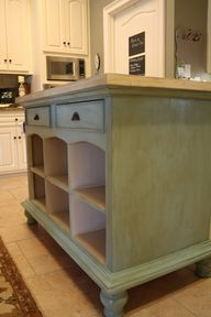 Kitchen Island- From