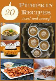 Pumpkin Recipes - Mi