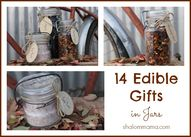 14 Edible Gifts in J