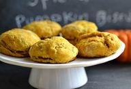 pumpkin biscuits fro