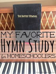 Hymn+Study+for+Homes