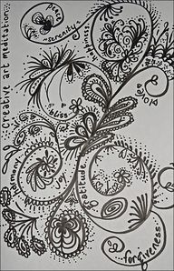 border Zentangle | d...