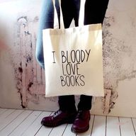 'Bloody Love Books'