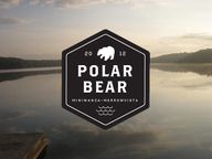 polar bear  #logo #p