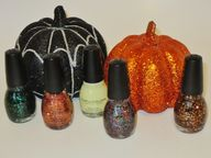 Halloween Nails with...