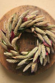 Millet Wreath