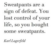 Karl Lagerfeld on Sw