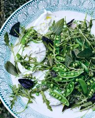 Snap Pea Salad with