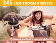 245 Lightroom Preset